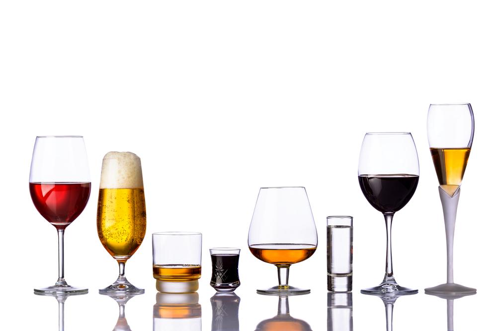 Healthiest Alcohols